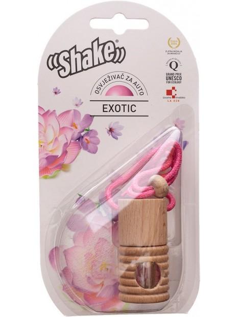 Osvežilec za avto Exotic - Shake