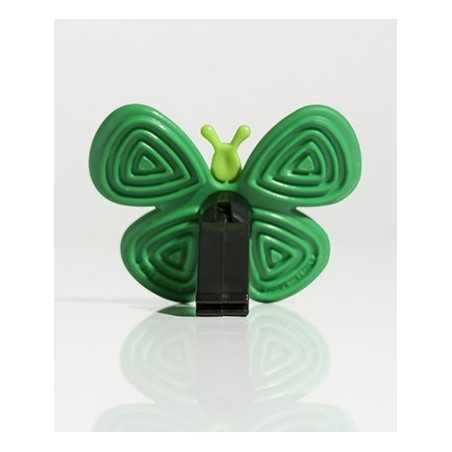 Metuljček Črna Orhideja