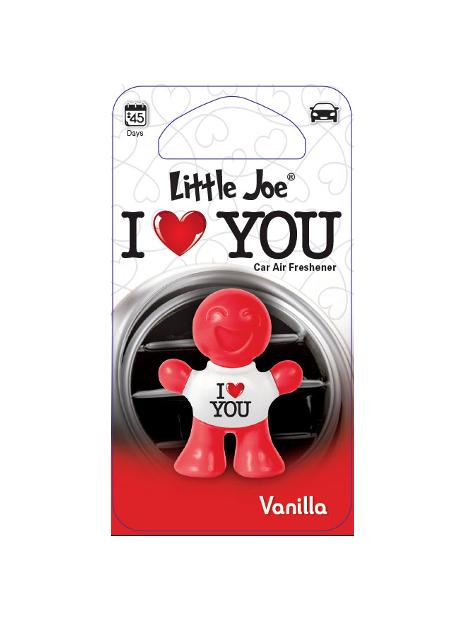 Little Joe I love you - Vanilija