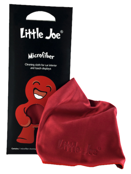 Little Joe Microfiber krpica – rdeča