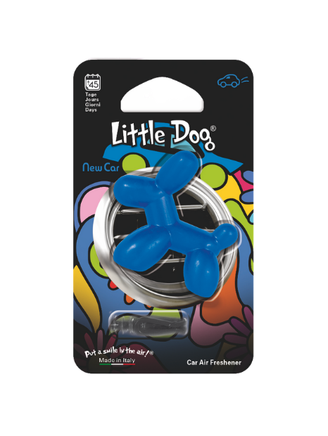 Little Dog - New Car