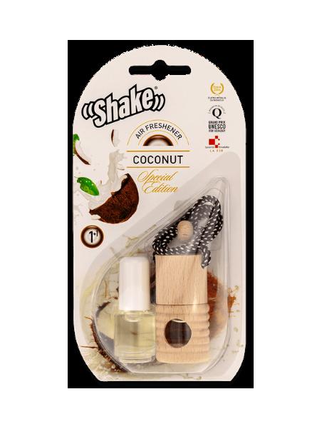 Osvežilec za avto Coconut - Shake