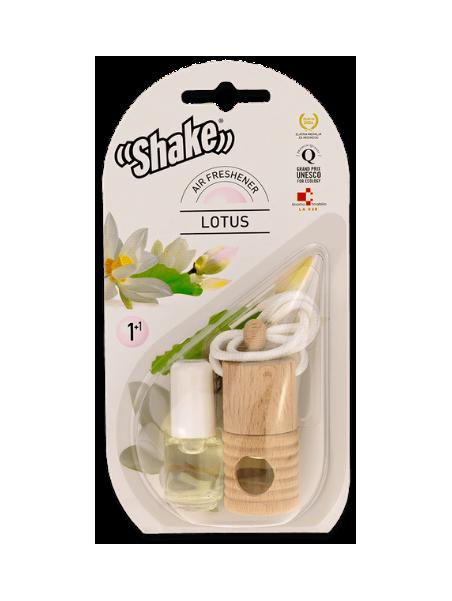 Osvežilec za avto Lotus - Shake (2x45 ml)