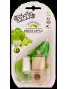Osvežilec za avto Green Apple - Shake (2x45 ml)