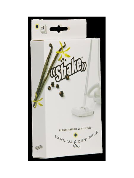 Osvežilec za sesalec Vanilla & Black Currant - Shake